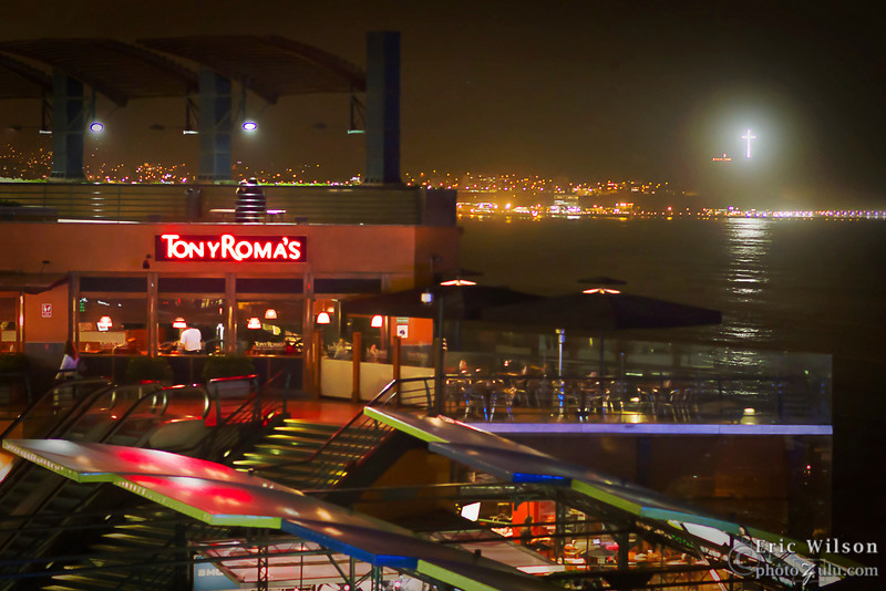 Nothing says Peru like a final dinner at Tony Roma's.
