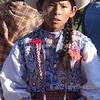 Girl. Colca Canyon area. Peru