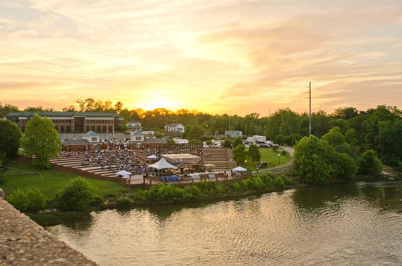 Phenix City Sunset