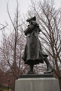 Statue of Robert Morris (Independence National Historical Park, Philadelphia)