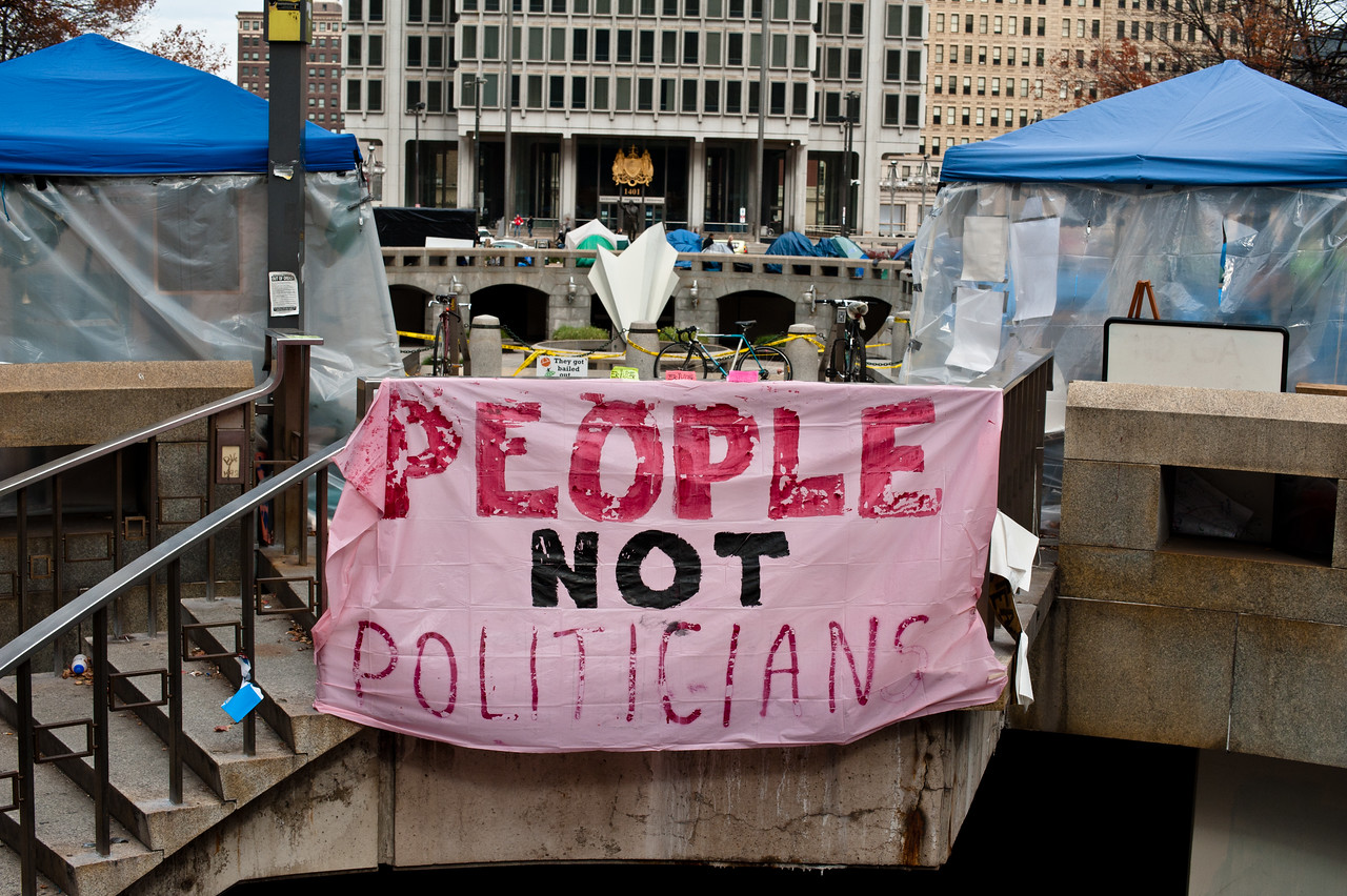 Photos from Occupy Philly - People Not Politicians