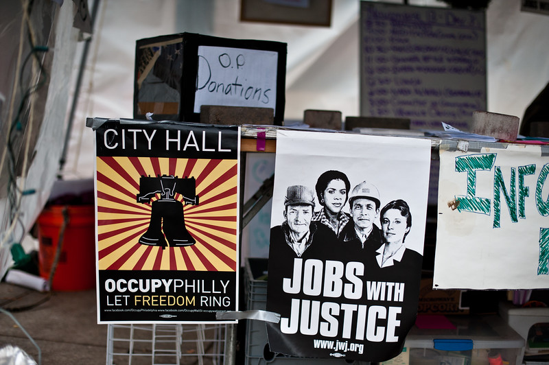 Photos from Occupy Philly