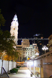 City Hall View, Philadelphia, PA