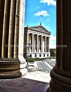 Philadelphia Museum of Art View, Philadelphia, PA