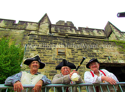 Bastille Day at Eastern State Penitentiary,  Philadelphia, PA