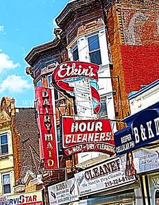 Signage, Philadelphia, PA