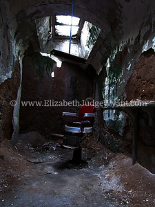 Eastern State Penitentiary, Philadelphia, PA Original prison built 1822-1836 on a radial plan by John Haviland.  Linking solitude with moral and vocational instruction, it exemplified the Pennsylvania system of penology and became a model for over 300 prisons worldwide. Closed in 1971.