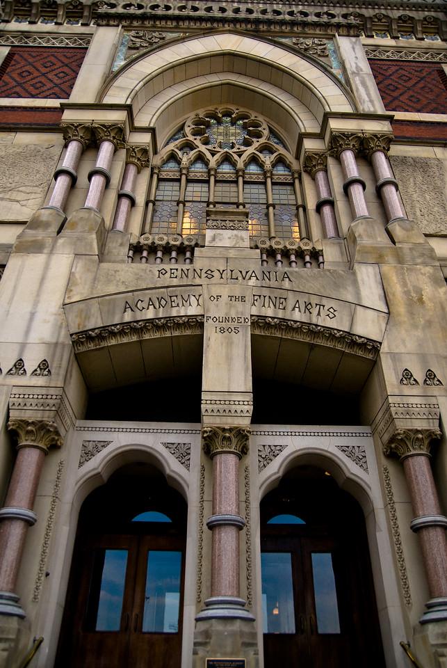 The Philadelphia Academy of Fine Arts