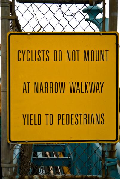 Do Not Mount