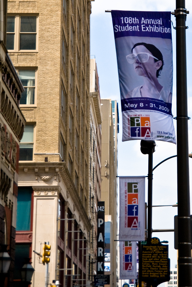108th Annual Student Exhibition at the Philadelphia Academy of Fine Arts.