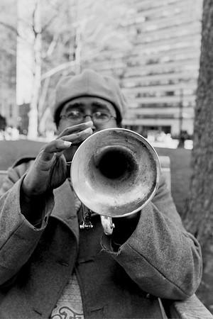 Park Trumpeter // 2015