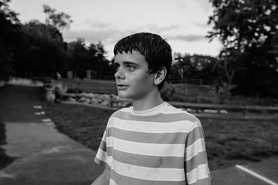 Striped Boy // 2013