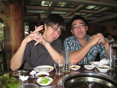 2009-12-20 Korean BBQ