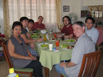 2010-12-22 Darwin Lunch