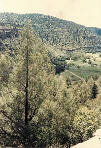 S. Ponil Canyon