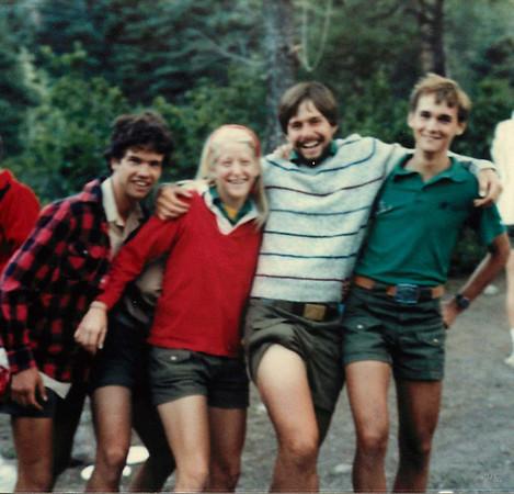 Eric, Celese, Ken S. & Eric P.
