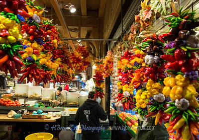 Pike Place Market Peppers