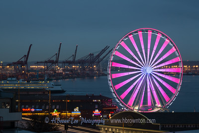 Spinning Seattle's Great Wheel