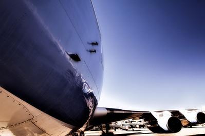 VC-137B VIP Transport. Pima Air Space Museum