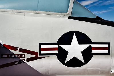 F2H-2P Banshee, Pima Air Space Museum