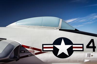 F2H-2P Banshee, Pima Air Space Museum