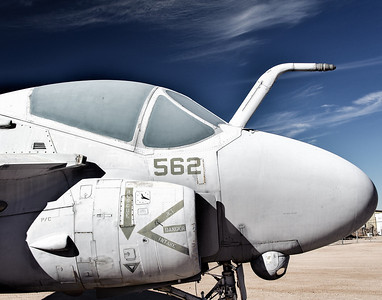 A-6 E Intruder, Pima Air Space Museum