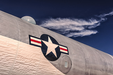 B-36J (52-2827) after Restoration at Pima Air and Space Museum