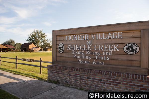 Pioneer Village in Kissimmee