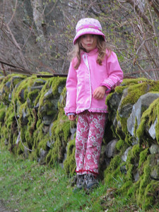 Mossy Wall Daughter
