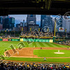 June 29, 2017  PNC Park, Tampa Bay Devil Rays vs Pittsburgh Pirates