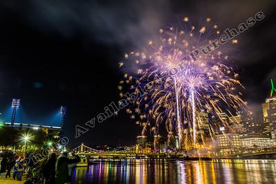 Pittsburgh Light-Up Night 2017