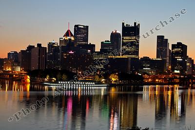 PittsburghDuckSunrise