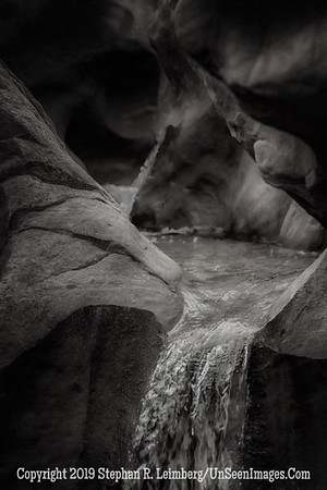 Fountain in the Mountain B&W V2 _H1R6225
