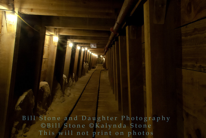 Hazel-Atlas Mine Portal - Black Diamond Mines