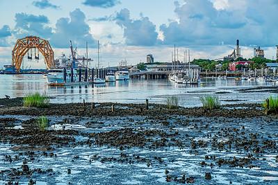 Fernandina Beach Marina Area Copyright 2020 Steve Leimberg UnSeenImages Com _DSC1650
