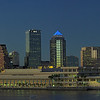 Downtown Tampa at Twilight