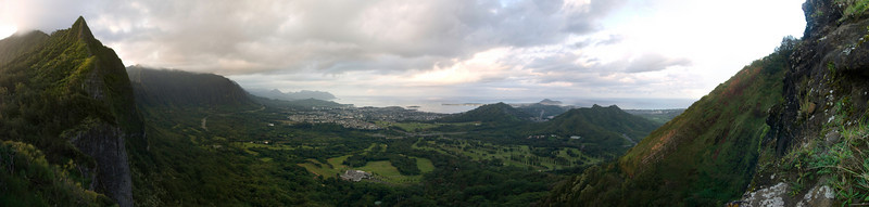 Pali Panoramic.