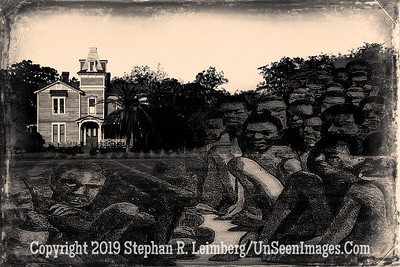 Ghosts of Slaves - Plaza Fort San Carlos - Copyright 2015 Steve Leimberg - UnSeenImages Com _Z2A2020