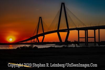 The Bridge at Sunset - Copyright 2018 Steve Leimberg UnSeenImages Com _Z2A3850