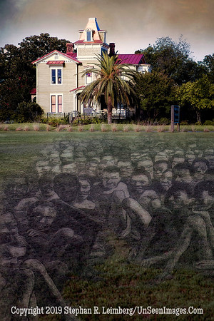 Plaza Fort San Carlos - Slave Ghosts - Copyright 2015 Steve Leimberg - UnSeenImages Com _Z2A2023