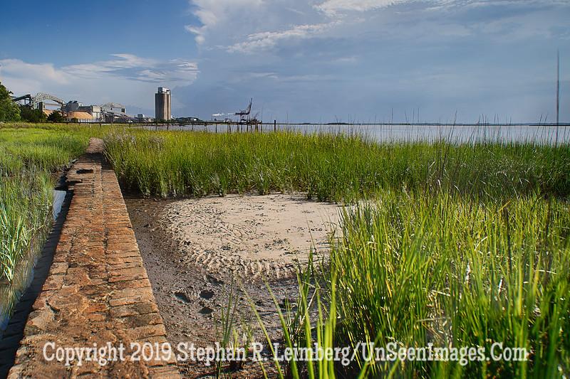 River View - Plaza Ft San Carlos - Copyright 2015 Steve Leimberg - UnSeenImages Com  _H1R0084