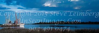 Shrimp Boat Captain Damien - Copyright 2016 Steve Leimberg - UnSeenImages Com L1020166
