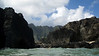 Monkey Beach, Koolau Range in background.