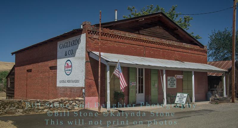 Gagliardo and Company Store - Hornitos, California
