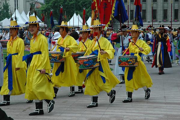 Deoksugung Palace, Seoul, South Korea.  Photo by Stephen Hindley