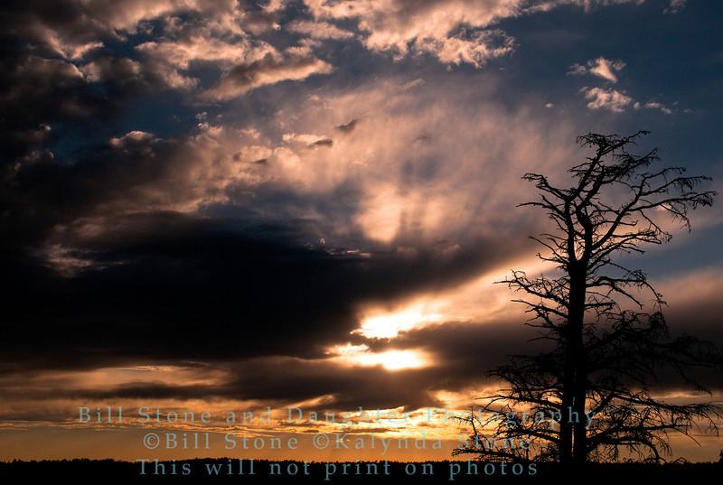 Sunset - North Rim - Grand Canyon