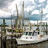 Shrimp Boats - PAINTING - Copyright 2016 Steve Leimberg - UnSeenImages Com L1000665