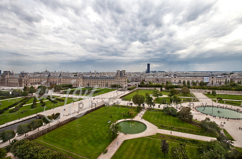 Jardin de Tuileries, Paris, France