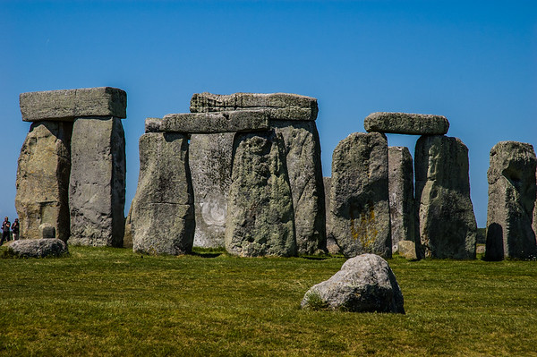 Stonehenge, England.  Photo by: Stephen Hindley