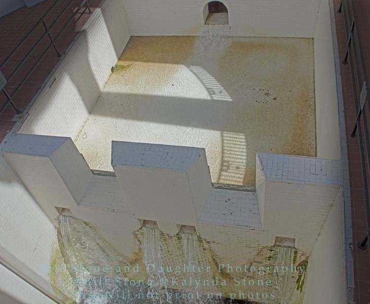 Inside Sunol Water Temple, Sunol, California